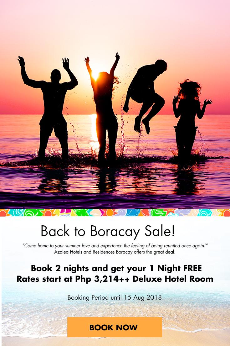 Boracay Sale