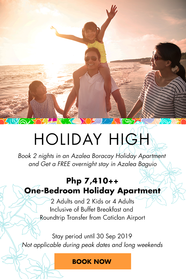 Holiday High 1BR