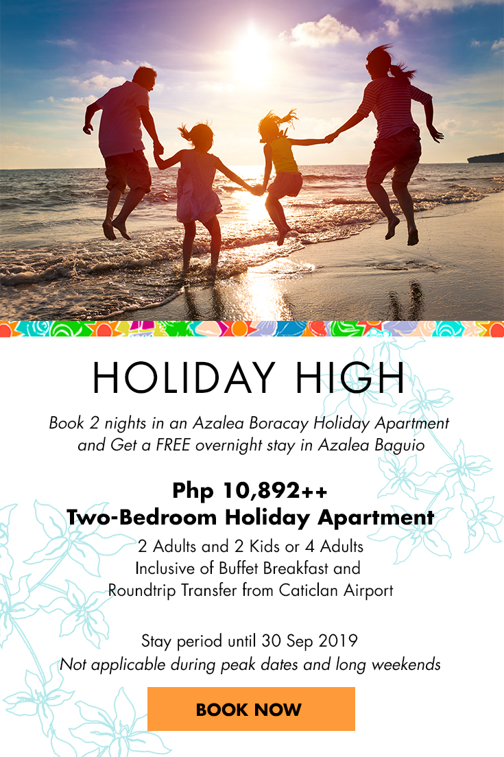 Holiday High 2BR
